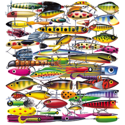 Wholesale Fishing Lure T Shirts in Bulk, Wholesale Clothing and Apparel - 21949HL2