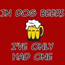 Wholesale Funny Dog Beers Drinking Products T Shirts Hats for Resale Online - 22411