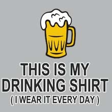 Wholesale Funny Beer Drinking Products T Shirts Hats for Resale Online - 22412