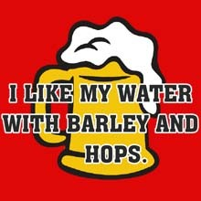 Wholesale Funny Barley Hops Beer Products T Shirts Hats for Resale Online - 22413