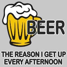 Wholesale Funny Beer Afternoon Products T Shirts Hats for Resale Online - 22414