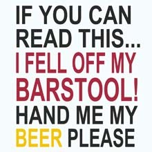 Wholesale Funny Beer Barstool Products T Shirts Hats for Resale Online - 22432