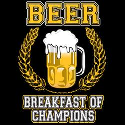 Wholesale, Funny, T Shirts, Clothing, Apparel, Bulk, Suppliers - BREAKFAST OF CHAMPIONS  17903D2-1