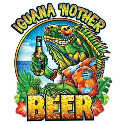 Wholesale, Funny, T Shirts, Clothing, Apparel, Bulk, Suppliers - IGUANA NOTHER  17860HL2-1