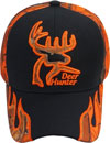 Wholesale Hats and Caps, Wholesale Products Resale - Logo_FH_DeerHunter_Flame_111