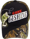 Wholesale Hats and Caps, Wholesale Products Resale - Logo_FH_GoneFishing_Hook_111