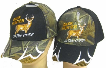 Wholesale Hunting Hats, Deer Hunter to the Core Hats, Apparel, Wholesale, Bulk, Supplier - MSC Distributors