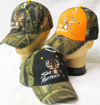 Size Matters Hats, Apparel, Wholesale, Bulk, Supplier - MSC Distributors