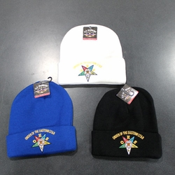 Wholesale Hats, Wholesale Caps, Premium Bulk Hats Caps Suppliers - CL-99east Order of the Eastern Star Skull Cap