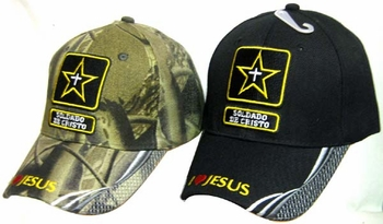 Clothing Apparel T-Shirts Hats Wholesale Bulk Christian - CAP844D SODADO CAP - MSC Distributors
