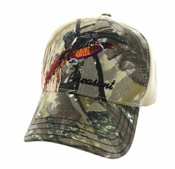 Wholesale Hunting Hats and Caps in Bulk - Outdoor Sports Velcro Cap (Hunting Camo & Khaki) - VM570