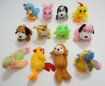 Wholesale Resale Products - Keychains - TY294. Animal Keychain with Sound Effects