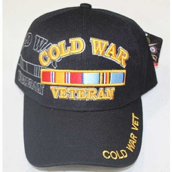 Wholesale Licensed US Military Hats Caps - MI-637 Cold War Vet