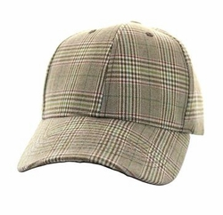 Wholesale Men's Women's Adult Blank Real Tree Hats and Caps in Bulk For Embroidery - Blank Cotton Velcro Cap (Solid Brown) - SP351