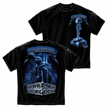 T Shirts, Military, Wholesale, Clothing - In Memory Of Our Fallen Brothers T-Shirt