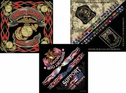 Wholesale Military Merchandise Patriotic Veterans Bulk Suppliers - MILITARY BANDANNA