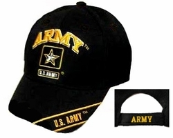 Wholesale Military Patriotic Hats and Caps Suppliers - ECAP357b. Military Embroidered Acrylic Cap