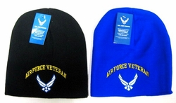 Wholesale Military Patriotic Hats and Caps Suppliers - KnitCap2009. Air Force Knit Cap