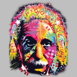Wholesale Products - Einstein Neon T Shirts Graphic Funny Clothing in Bulk - 18486NBT4