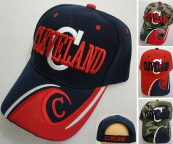 Wholesale Products New For Resale - HT234. CLEVELAND Hat