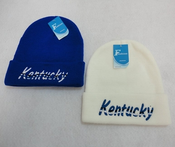 Wholesale Products New For Resale - WN830. Knitted Toboggan [Wavy KENTUCKY]