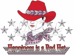 Wholesale Red Hat T-Shirts Bulk Sale - p-79660-11139-9x11-happiness-red-hat-girl[1]