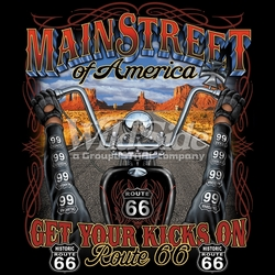 Wholesale Route 66 T Shirts Online at Cheap Price, Discount Route 66 T Shirts - 15203