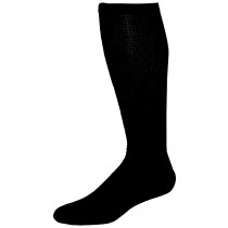 Wholesale Socks - Physicians Choice Brand Black Over-the-Calf Socks Size 9-11