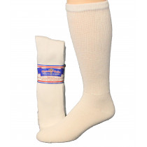 Wholesale Socks - Buy Cheap Socks Physicians choice white diabetic over the calf 9-11 - WHITE DIABETIC OVER THE CALF 9-11