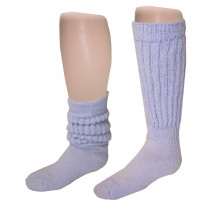 Wholesale Socks - Women's Heavy Slouch Socks Lilac 9-11