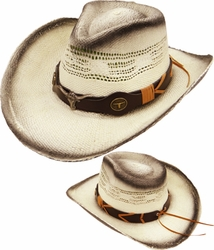 Wholesale Straw Hats - Sun Hats, Fedoras, Visors, Cowboy Hats - SC-217 Straw Hat