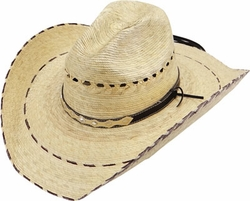 Wholesale Straw Hats - Sun Hats, Fedoras, Visors, Cowboy Hats - SC-274 Straw Hat