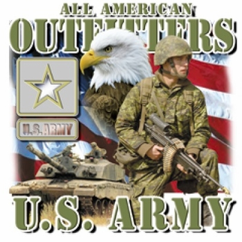 US Army T Shirts Clothing Wholesale Suppliers - MSC Distributors