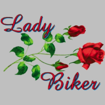 Wholesale Clothing - Lady Biker T Shirts Cheap Online Sale At Wholesale Prices - 3310 - MSC Distributors