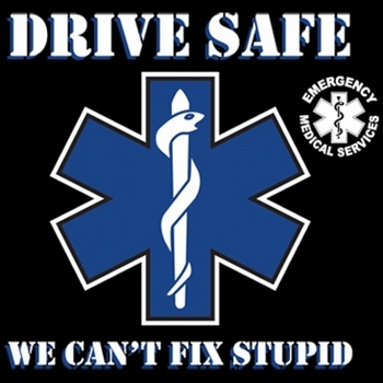 Wholesale Ems Drive Safe T-Shirts Apparel Clothing - a8250f