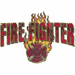 Wholesale Clothing Apparel - T Shirts, Bulk T Shirts - Fire Fighter a8653e