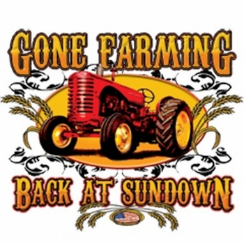 Gone Farming T-Shirts - a11312b