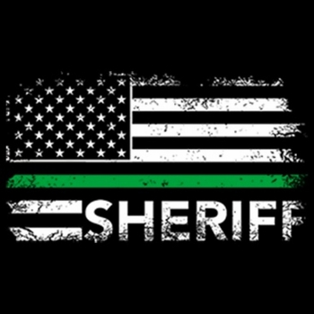 Sheriff Distressed T-Shirts - a8426e
