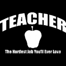 Wholesale T Shirts, Bulk T Shirts - Teacher Job A107F
