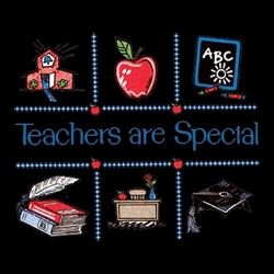 Wholesale T Shirts, Bulk T Shirts - Teachers Are Special a10192j