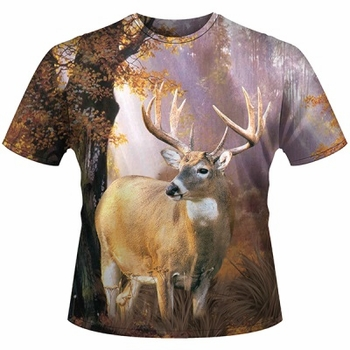 MSC Shirts Hats Caps Deer Clothing Apparel T Shirts Wholesale, Bulk - MSC Distributors - 11085-0148G