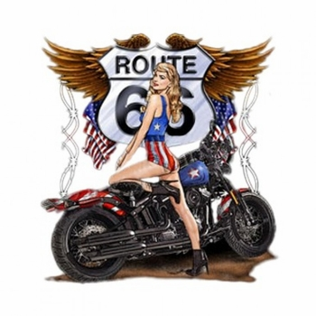 Wholesale Route 66 Patriotic T Shirts Bullk Gildan Graphic Printed Custom Online at Cheap Price, Discount T Shirts Bullk Gildan Graphic Printed Custom -a13050a