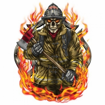 Cool Firefighters T Shirts - Wholesale 911 Apparel For Men Tees Women - MSC Distributors