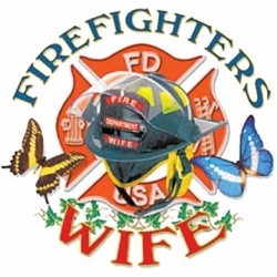 Wholesale Firefighter Apparel Suppliers, Firefighters Wife T Shirts