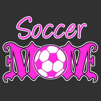 Soccer Mom T Shirts, Wholesale - 9340