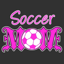 Sports Outdoors Soccer Mom T Shirts, Wholesale - 9340