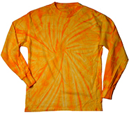 Wholesale Products - Men's Women's Adult Closeout Wholesale Gildan SPIDER GOLD Long  Sleeve Tie Dye T-Shirts in Bulk, Wholesale Fashion Clothing and Apparel - MSC Distributors