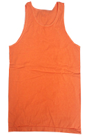 Tie Dye Apparel Tank Tops Wholesale Supplier Bulk - Neon Mango - MSC Distributors