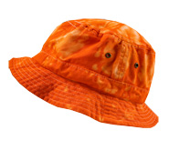 Tie Dye Spyder Bucket Hat Wholesale - MSC Distributors