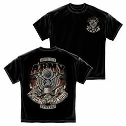 Wholesale Clothing, Military T Shirts - Proud To Have Served Army Veterans T-Shirt